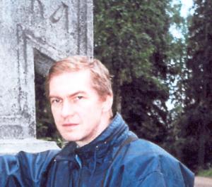 Дмитрий Логинов директор института Русской Северной Традиции СВА
