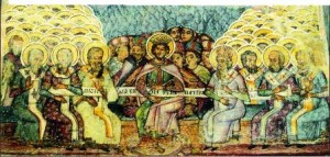 Константин исповедал веданту