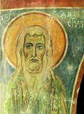 св Даниил столпник
