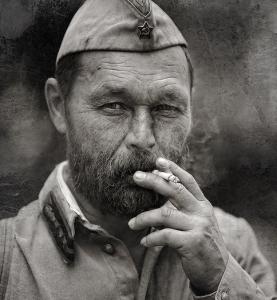 русский солдат особая раса