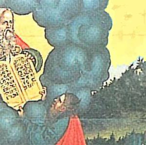 иегова иудаизм разбитие нерукотворных скрижалей