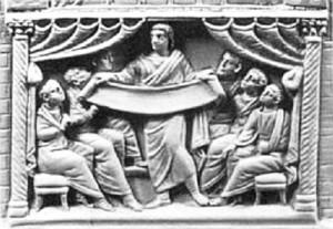 Исторический первый христианский библейский канон