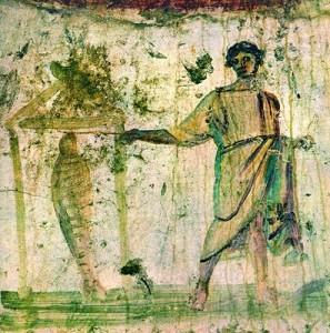 лазарь, илион и чин мелхиседеков.