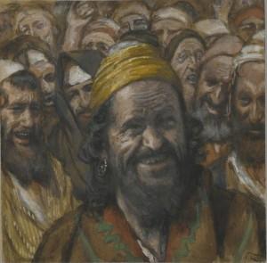 Варавва Джеймс Тиссо XVIII в (Barabbas_James_Tissot)