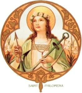 Тайна – тень Истины стрела святая филомена рим катакомбы