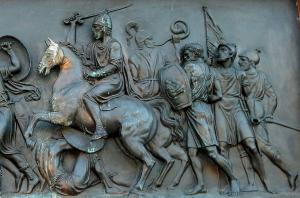 4 ноября 1612 русская победа нижегородцев над интервентами князь пожарский