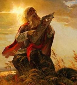 боян славута гусляр причетник