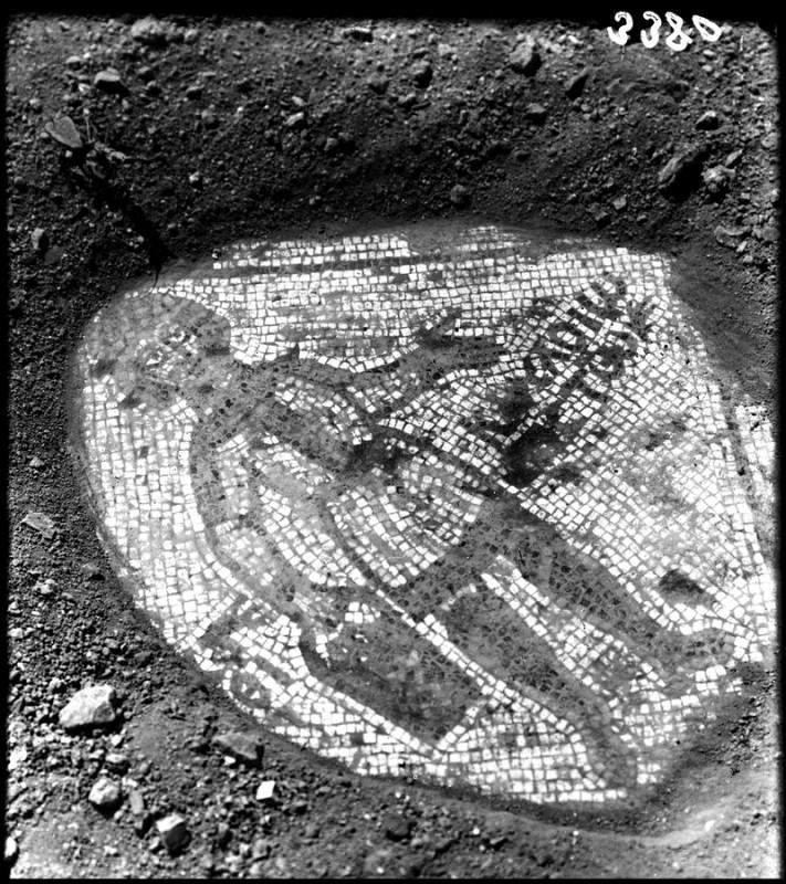 Надписи раннехристианских мозаик Десятиградия
