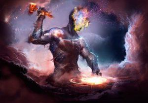 впечатление от общения Всевышний Бог это Сварог